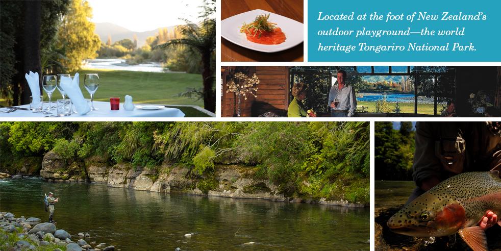 collage Tongariro Lodge 2f