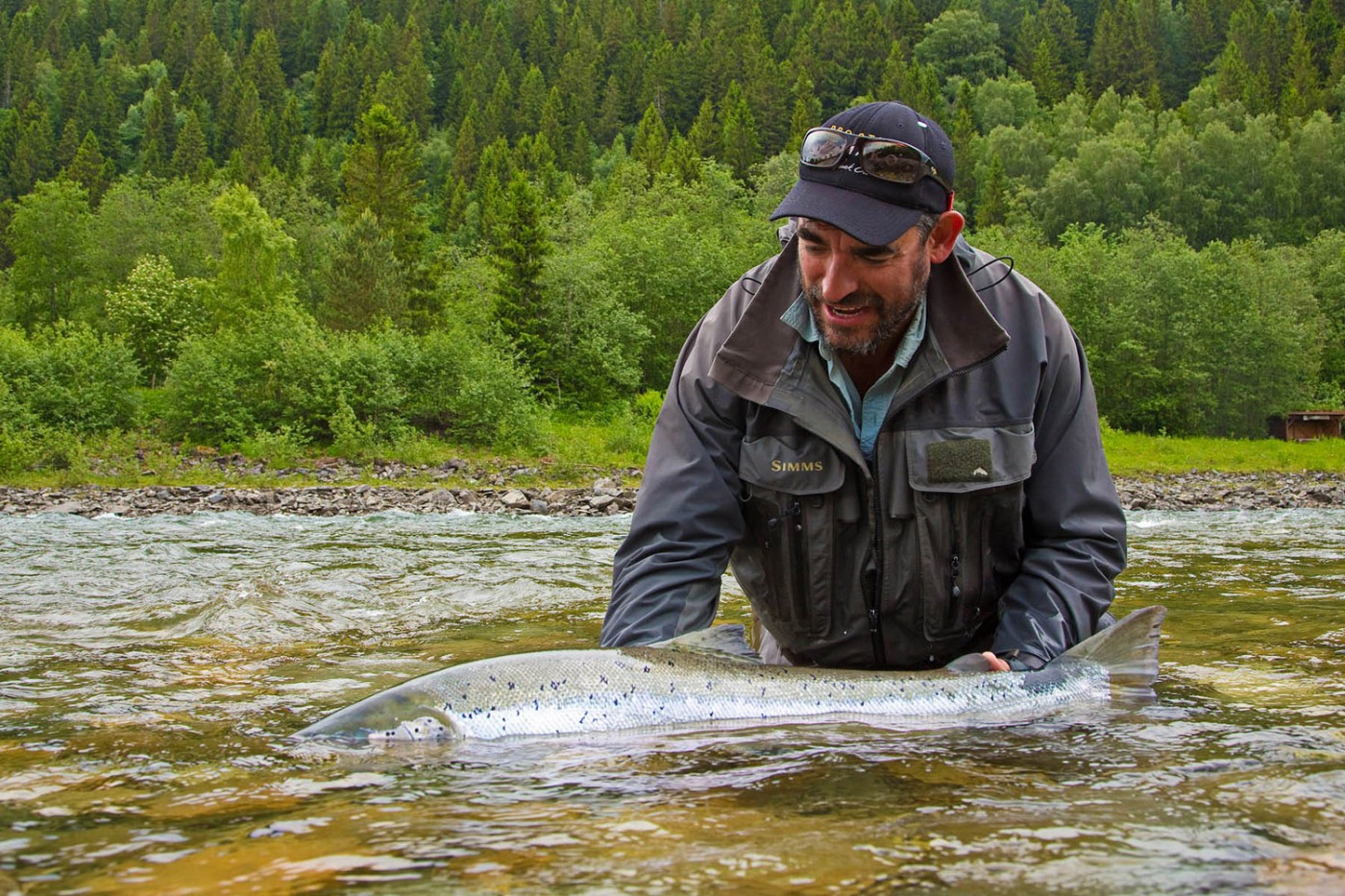 Sweet waters adventure blog archive it 39 s ok to be for Fly fishing oklahoma